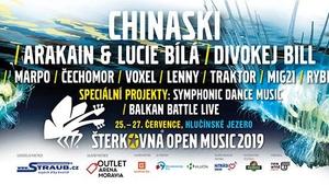 Festival Štěrkovna Open Music v Hlučíně
