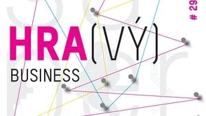 """Výstava """"HRA(vý) business"""""""