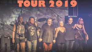 STROMBOLI/TOUR 2019/