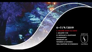 SVĚTLO VALMEZ/Festival světel a hudby v jednom/