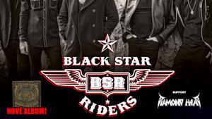 BLACK STAR RIDERS/+ special guest – DIAMOND HEAD/