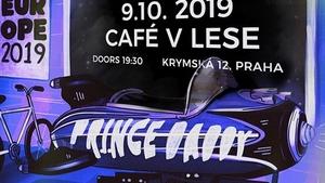 Prince Daddy And The Hyena + Oso Oso - Praha, Café V lese