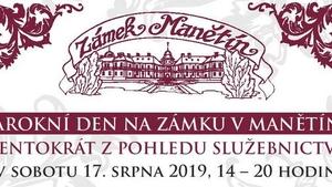 Barokní den na zámku v Manětíně