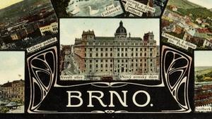 Brünn se stalo Velkým Brnem, kde většina mluví česky. Výstava připomíná rozšíření města