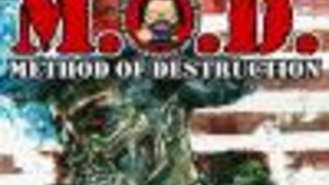M.O.D. - METHOD OF DESTRUCTION (USA) + supports