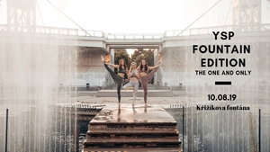 Yoga&Special places 10.srpna v samém srdci Křižíkovy fontány