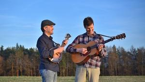 Bluegrass a country na zámecké terase