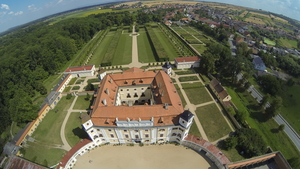 Bývali Čechové Statní Jonáci na milotickém zámku