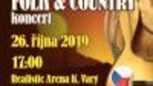 FOLK & COUNTRY KONCERT