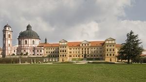 Hradozámecká noc na zámku v Jaroměřicích nad Rokytnou