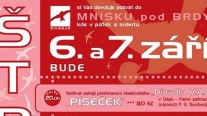 Festival Štrůdl v Mníšku pod Brdy