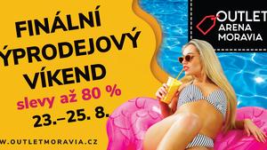 Ostrava zažije největší outletový výprodej a parkourovou show