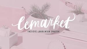 LEMARKET Vánoce - tržiště lokálních značek