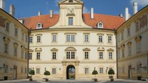 MARTINO HAMMERLE - BORTOLOTTI v jízdárně zámku Valtice