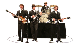 Do Prahy míří The Backbeat Beatles (UK) with special guest Jesus as Billy Preston on keyboard