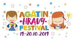 Agátin hravý festival