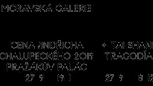 Výstava Cena Jindřicha Chalupeckého 2019