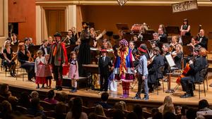 Koncert pro děti: S hudbou do vesmíru (D3)
