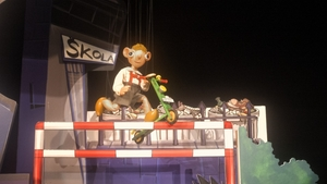 Past na Hurvínka - Divadlo Spejbla a Hurvínka