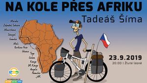 Na kole přes Afriku