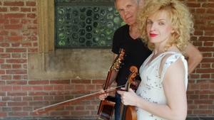 Komorní kytara ve vile: Bláha a Duo Violarra