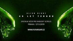 Alien Night: 40 let teroru