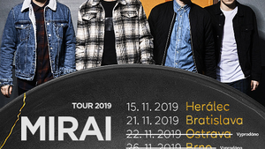 MIRAI/TOUR 2019/HOST: THE SILVER SPOONS