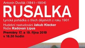 RUSALKA - Divadlo Antonína Dvořáka