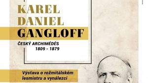 Podbrdské muzeum: Karel Daniel Gangloff a jeho šindelka se vracejí do Rožmitálu