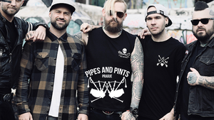 PIPES and PINTS/křest desky/support Jolly Jackers (HU)