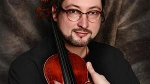 Chanukové světlo a židovské housle Alexandra Shonerta