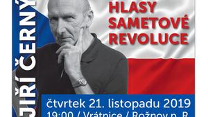 JIŘÍ ČERNÝ – HLASY SAMETOVÉ REVOLUCE