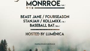Bass Overdose: Fall Season w/ Monrroe (UK)
