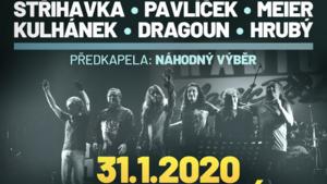 SUPERGROUP.CZ/Předkapela: NÁHODNÝ VÝBĚR/2020