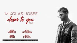 Mikolas Josef - Brno - Closer To You tour 2019