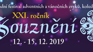 Souznění 2019 - Mezinárodní festival adventních a vánočních zvyků