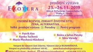Výstava Ezotera