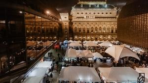 Dyzajn market Zima - Výstaviště Praha Holešovice