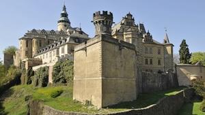 Adventní prohlídky vánočně vyzdobenými a provoněnými interiéry frýdlantského zámku