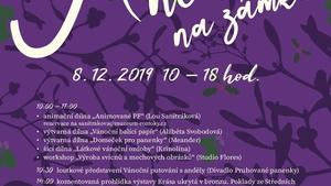 Adventní neděle na zámku - Roztoky u Prahy