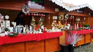 Vánoční trhy se Zahradou Čech 2019
