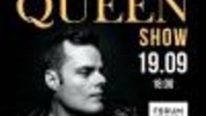QUEEN SHOW, starring Marc Martel