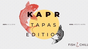 Fish&Chill: Kapr tapas edition