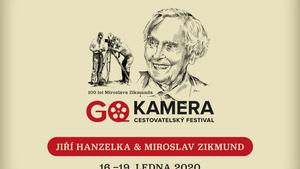 Cestovatelský festival GO KAMERA 2020
