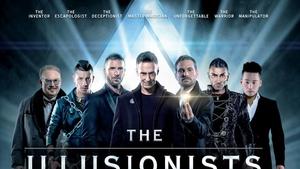 The Illusionists: nejlepší iluzionisté světa se vrací do Prahy!