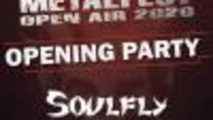 METALFEST OPENIN PARTY