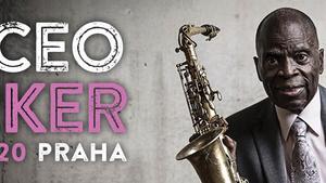 Legendární americký saxofonista Maceo Parker se po třech letech vrací do Prahy