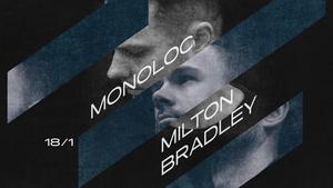 Monoloc a Milton Bradley znovu zahalí ROXY do techno temnoty