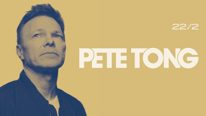 Legendární kmotr Essential Mixu Pete Tong přijede do ROXY
