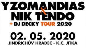 YZOMANDIAS X NIK TENDO/TOUR 2020/